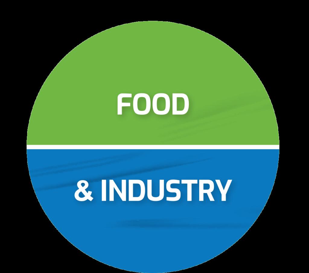 אוכל ותעשייה