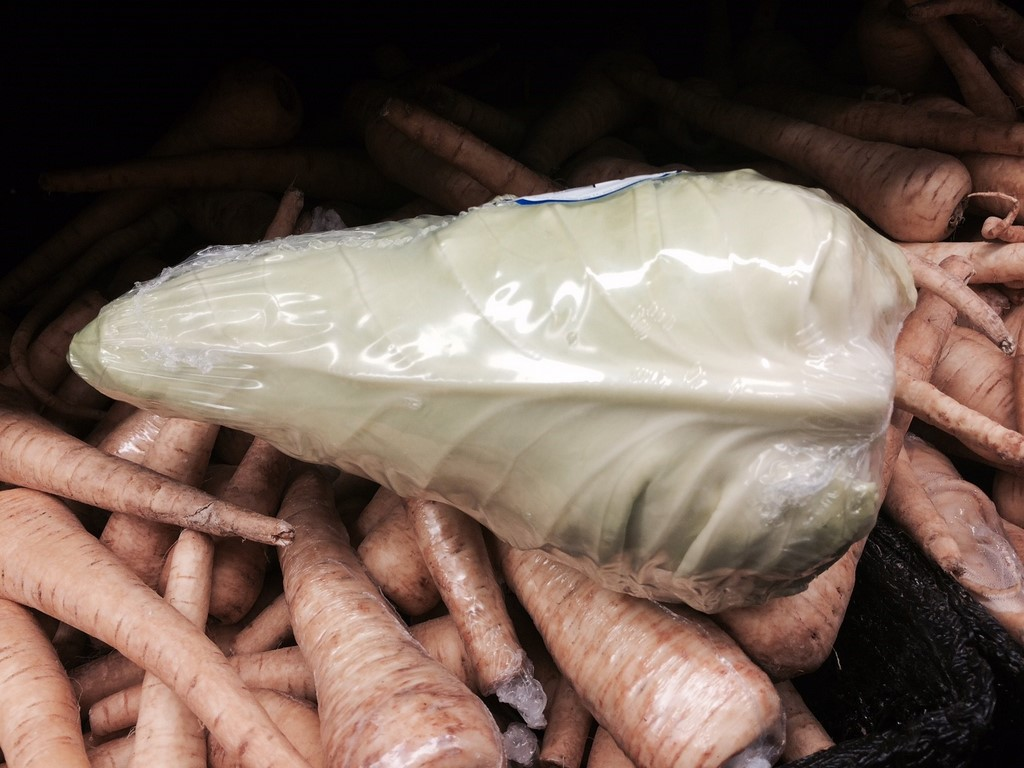 Pointed Cabbage 2